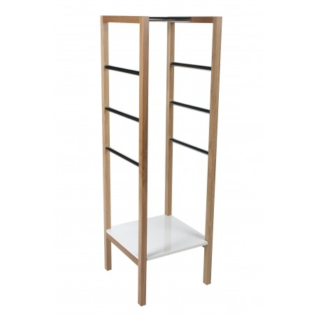 Northgate Oak Mini Coat Stand