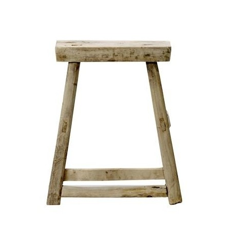 Bloomingville Elm Wood Stool