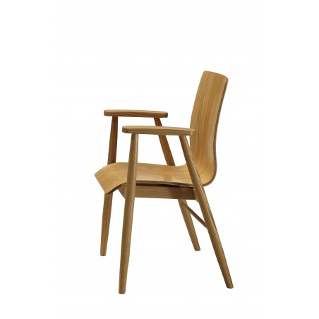 Steinbeck Home Office Ash Chair