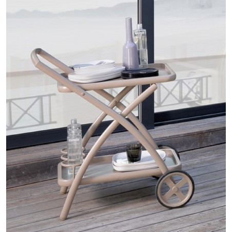 Talenti Touch Tea Cart