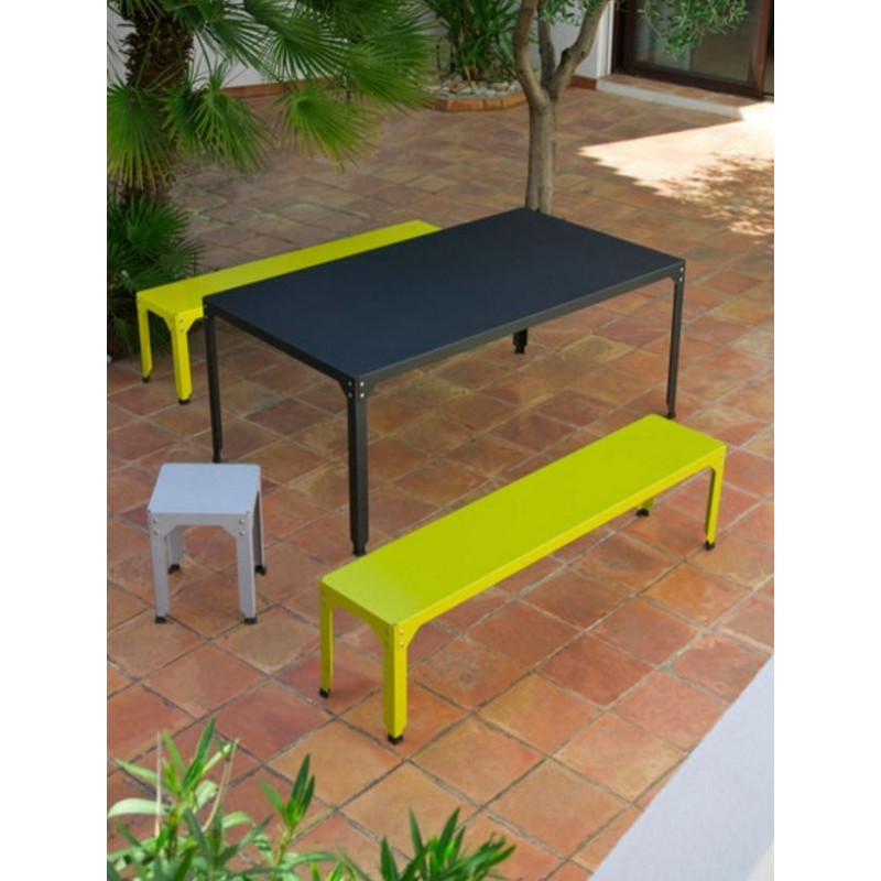Matiere Grise Hegoa Bench | Small or Large Sizes