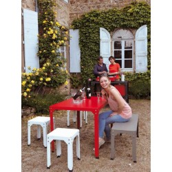 Matiere Grise Hegoa Bench   Small or Large Sizes