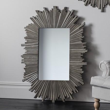 Bloomsbury Modern Rectangular Mirror