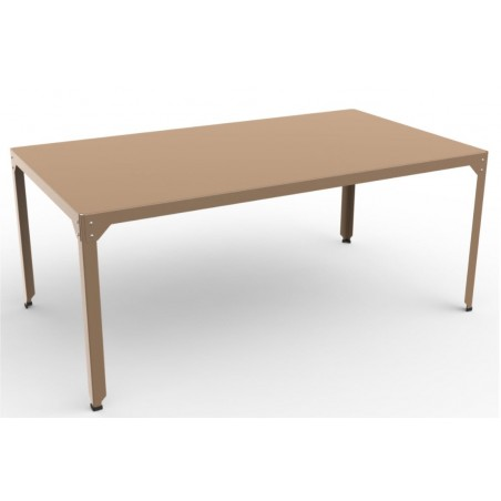 Matiere Grise Hegoa Metal Dining Table | 3 Sizes | 30 Colours