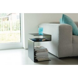 Huk Multi-Purpose Table / Magazine Rack / Desk Storage