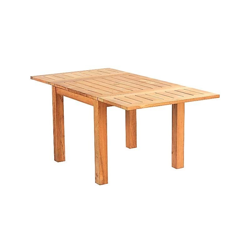 Positano Extendable Square Dining Table