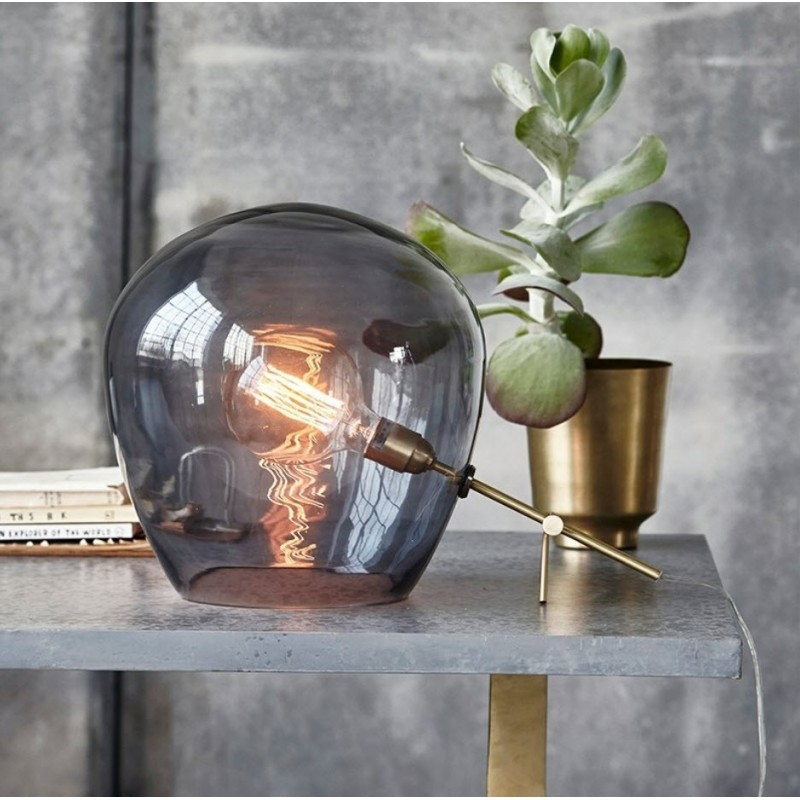 Globe Pendant or Table Lamp by House Doctor