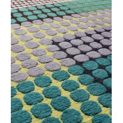 Marine Silk and Wool Rug by Margo Selby | Designer Rugs UK