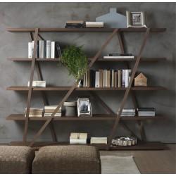 Paceni E Cappellini Tres Bookcase