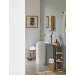 Wireworks Contemporary Oak Bathroom / Apartment Duckboard
