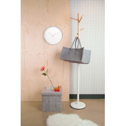 Large Mr White Wall Clock