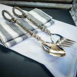 Culinary Concepts Rope Handled Salad Servers