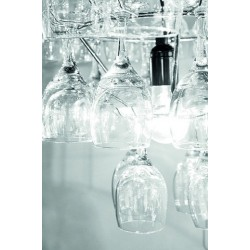 Leitmotiv Pendant Lamp Vino Glass