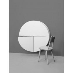 Multifunctional Pill Cabinet White By Emko