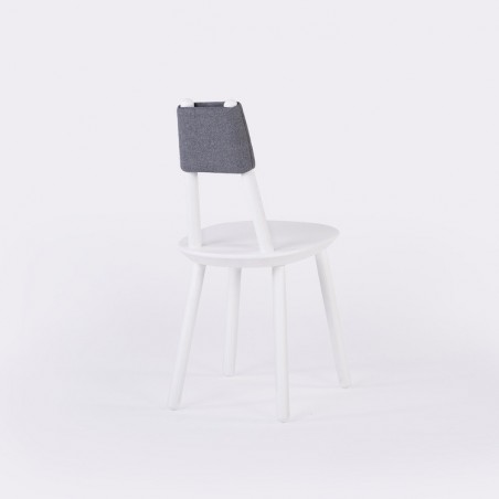 EMKO Naïve Wooden Chair -White