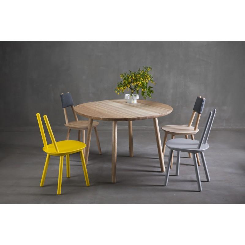 EMKO Naïve Wooden Chair -Yellow
