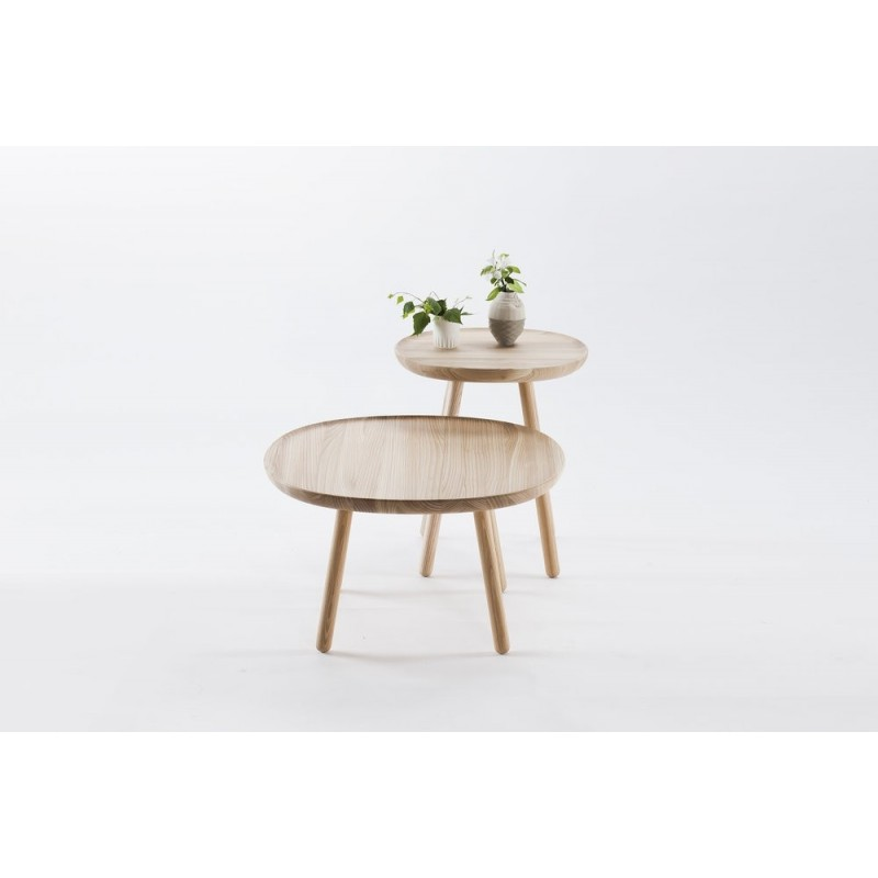 EMKO Naïve Wooden Nest Of 3 Tables