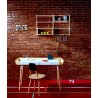 My Writing Desk, 2 Drawers Desk - Ash