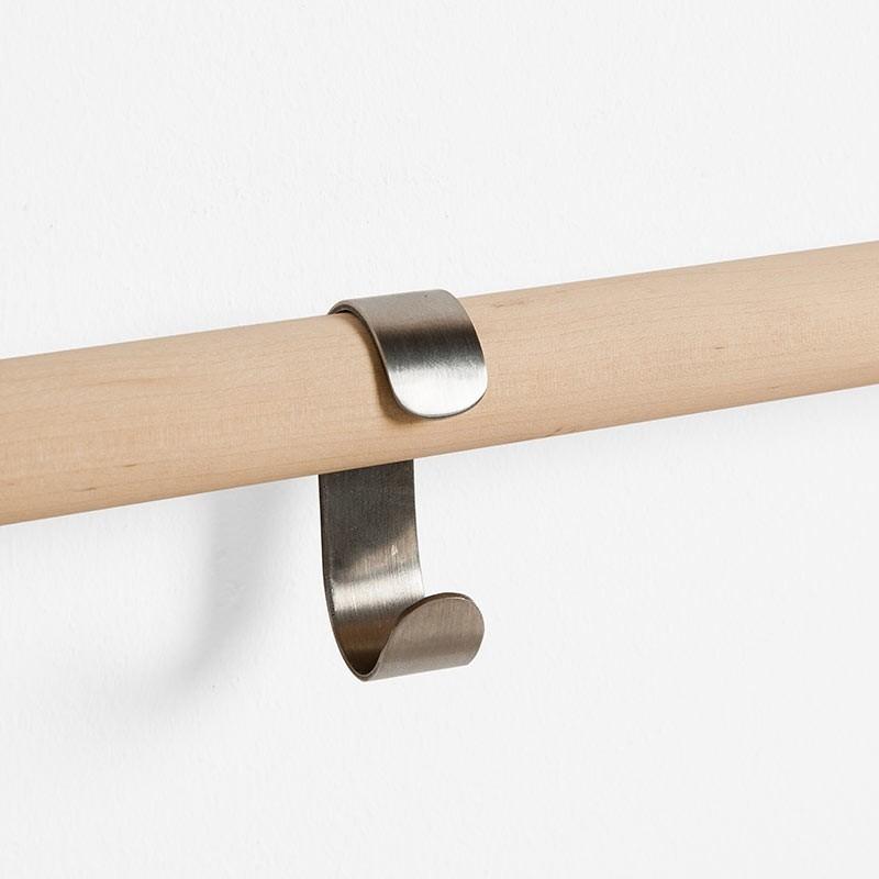 Emko Foldin Shelving Unit - Two Horizontal Holes, One Shelf