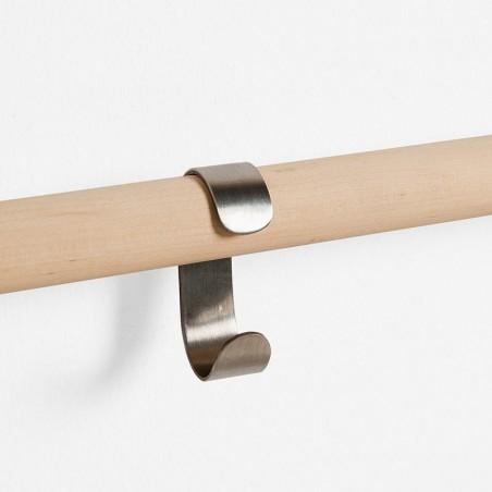 Emko Foldin Shelving Unit - Four Holes, Two Shelfs