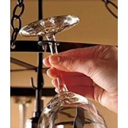 Leitmotiv Pendant Lamp Vino Glass
