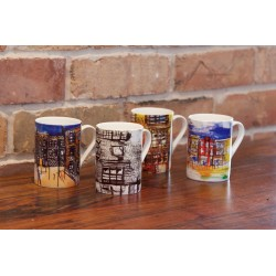 Art Mug Brick Lane by Natasha Jade