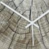 Cloudnola Structure Wood Wall Clock
