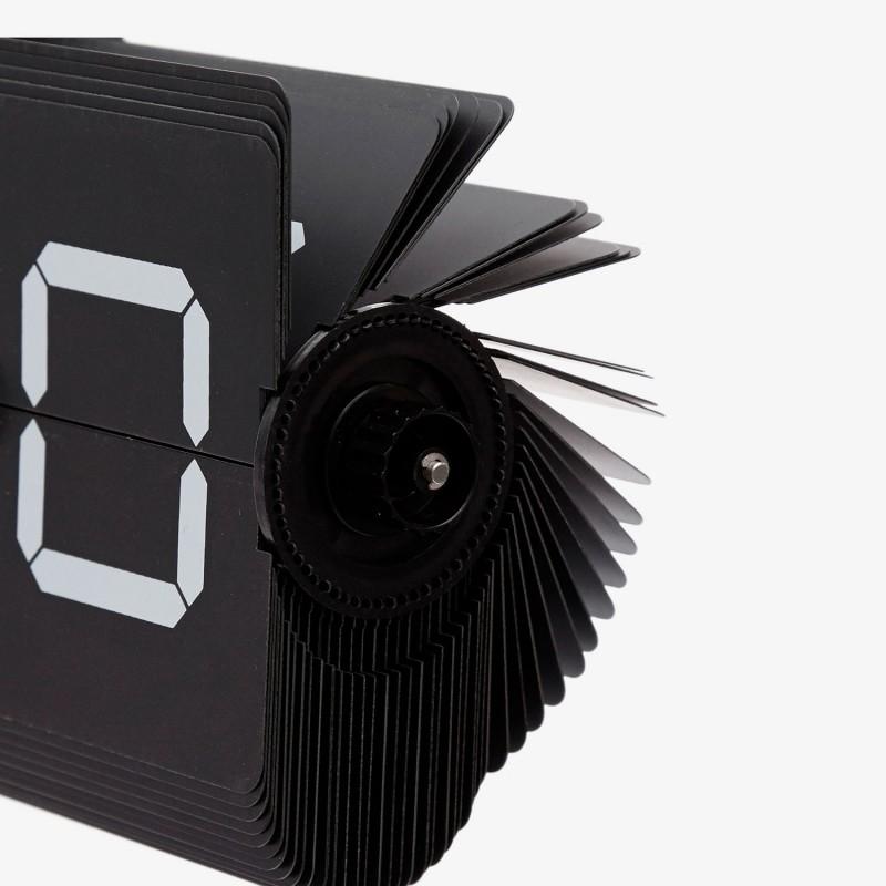 Cloudnola Flipping Out Black Clock