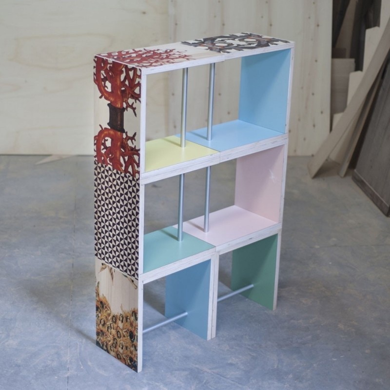 Covo Italian Display or Bookcase | Nordico Verace C