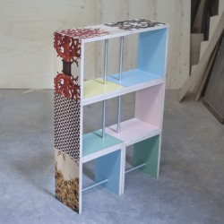 Covo Italian Display or Bookcase | Nordico Verace I