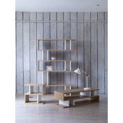 Content by Terence Conran Counter Balance Alcove Shelving