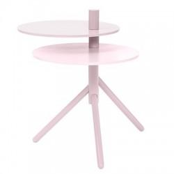Bloomingville Viola Side Table | Rose
