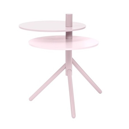 Bloomingville Viola Side Table | Rose