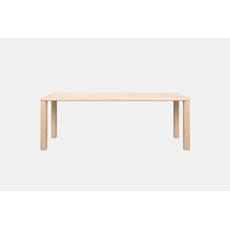 Element Solid European Oak Dining Table by Objekten Systems | 200 or 240cm