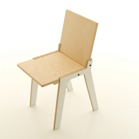 rform Switch Birch Plywood Oiled Chair