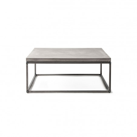 Lyon Beton Concrete Perspective Coffee Table