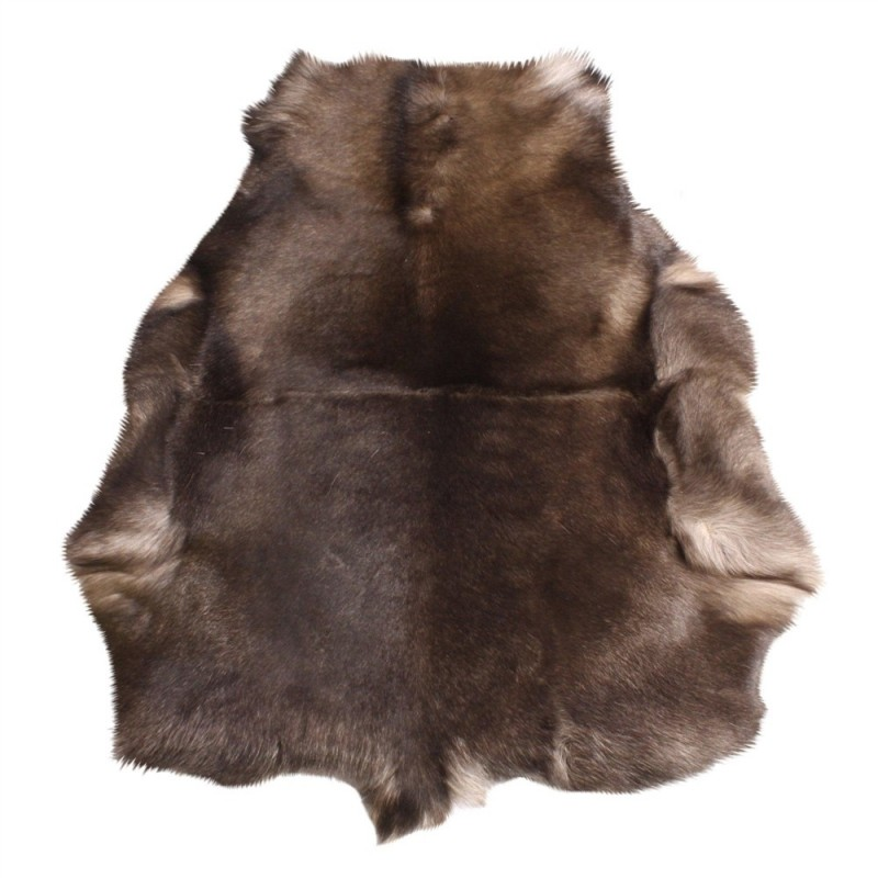 Premium Russian Reindeer Skin | Medium Size