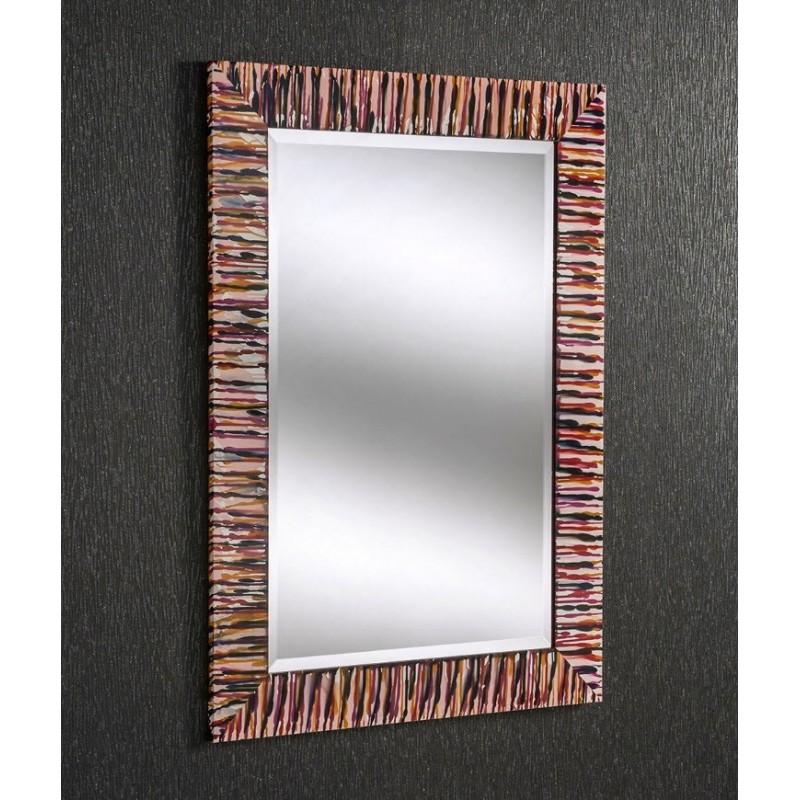 Kline Rectangular Hand-Painted Mirror - 4 Sizes