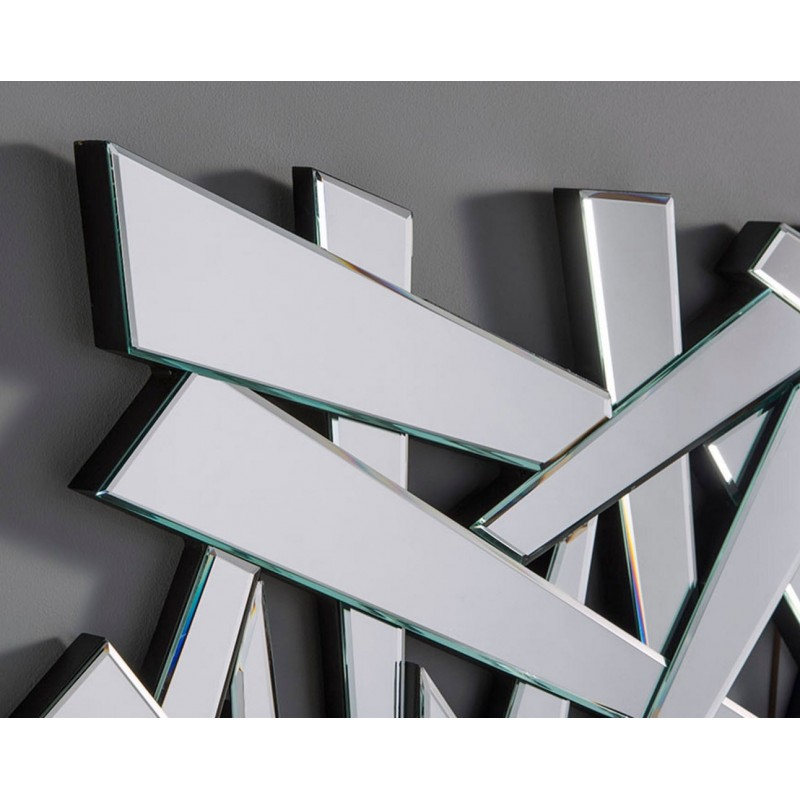 The Shard Contemporary Wall Mirror