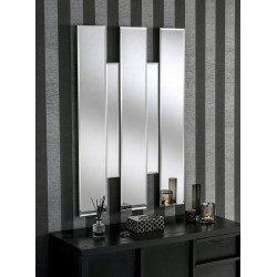 Large Teague Art Deco Wall Mirror