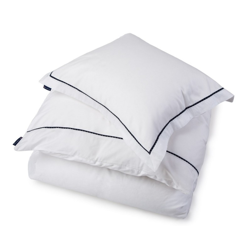 Lexington Sateen With Star Frame Duvet