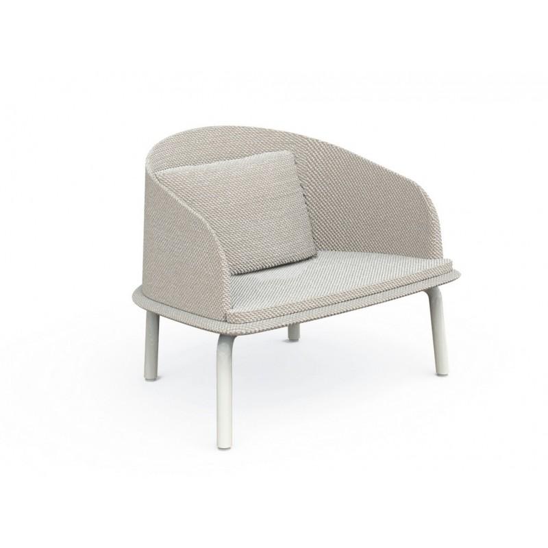 Talenti Cleo Alu Garden Lounge Armchair