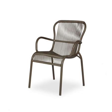 Vincent Sheppard Loop Lounge Chair - Black