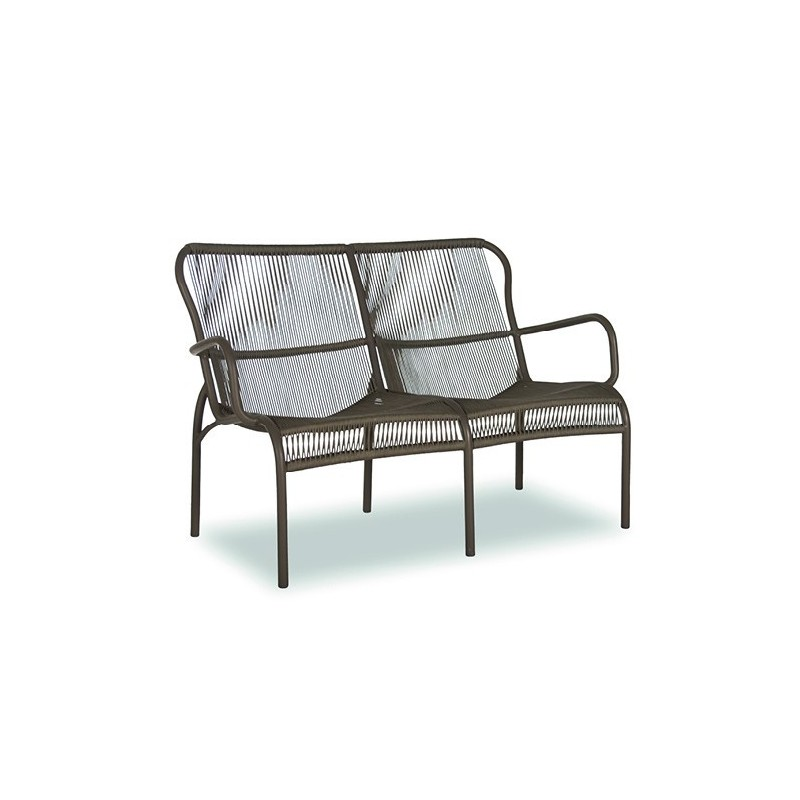 Vincent Sheppard Loop Outdoor Sofa - Taupe
