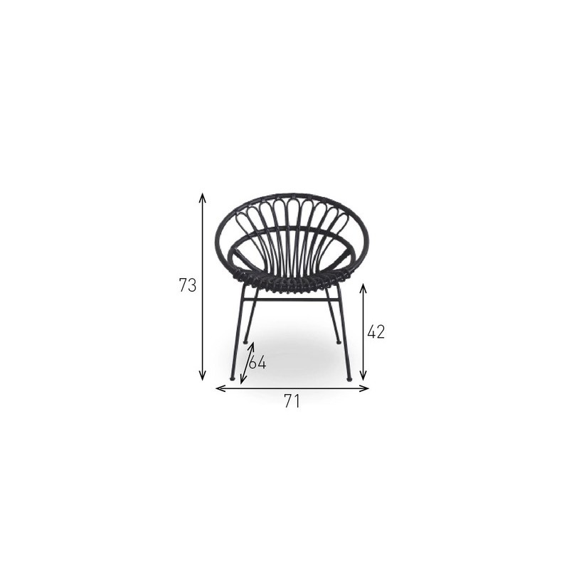 Vincent Sheppard Roxanne Outdoor Lounge Chair