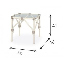 Vincent Sheppard Lucy Side table - Square