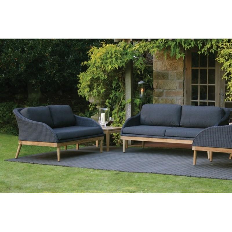 Safari Outdoor Sofa | Slate