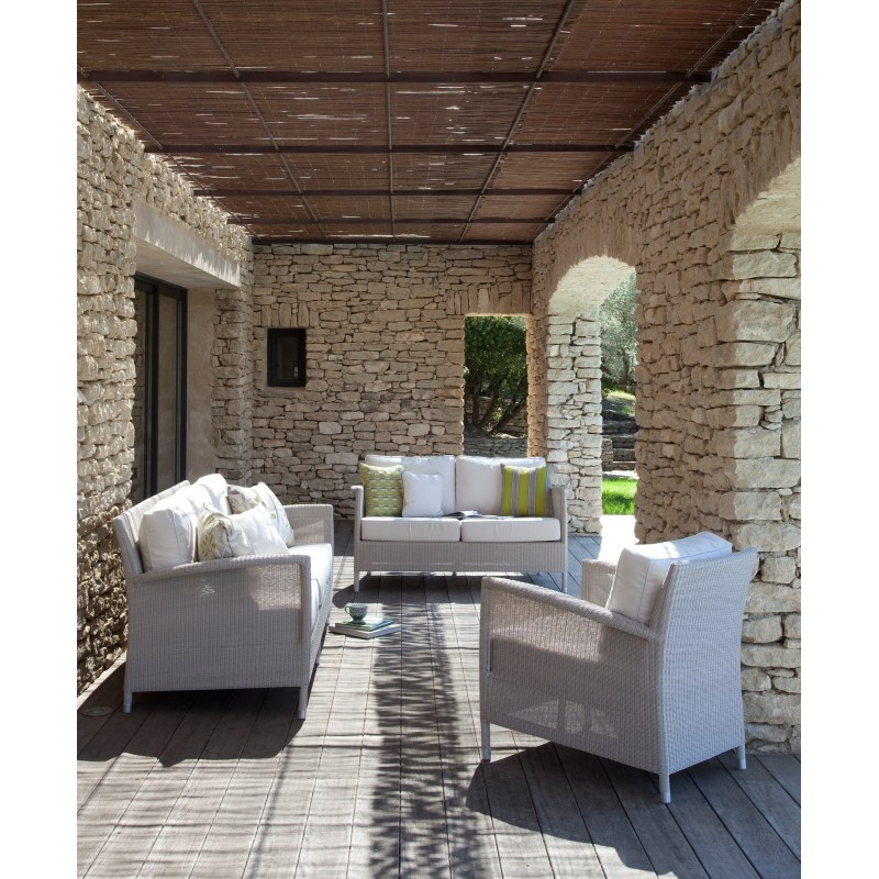Vincent Sheppard Safi 3 Seater Garden Lounge Sofa