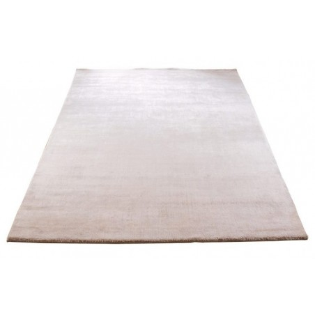 Massimo 100% Rose Dust Bamboo Silk Rug | 6 Sizes