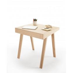 Emko 4.9, 1 Drawer Desk, Lithuanian ash